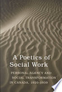 A Poetics of Social Work