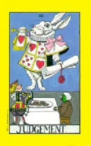 Wonderland Tarot Deck