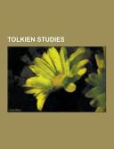 Tolkien Studies