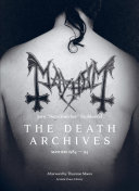 The Death Archives  Mayhem 1984 94