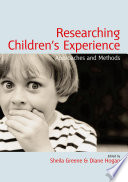 Researching Children s Experience