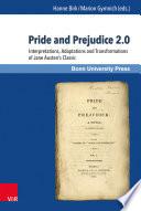 Pride and Prejudice 2.0