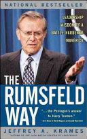 The Rumsfeld Way