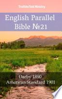 English Parallel Bible No21