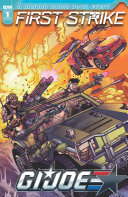 G.I. JOE: First Strike #1