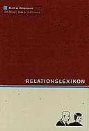 På stans relationslexikon
