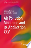 Air Pollution Modeling And Its Application Xxv book