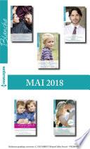 10 romans Blanche   1 gratuit  no1366    1370   Mai 2018