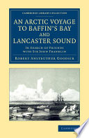 An Arctic Voyage to Baffin s Bay and Lancaster Sound