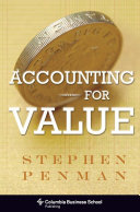 download ebook accounting for value pdf epub