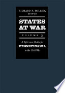 States At War, Volume 3 : single compendium that contains important details...