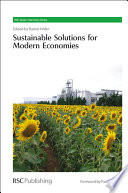 Sustainable Solutions for Modern Economies