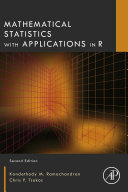 Mathematical Statistics with Applications in R