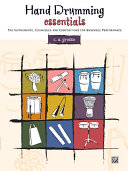 download ebook hand drumming essentials pdf epub