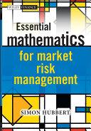 download ebook essential mathematics for market risk management pdf epub
