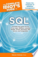 The Complete Idiot s Guide to SQL