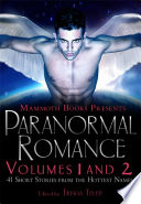 The Mammoth Book Of Paranormal Romance Volumes 1 And 2 book