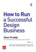 How to Run a Successful Design Business Book