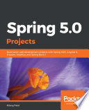 Spring 5 0 Projects