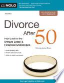 Divorce After 50