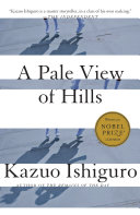 A Pale View Of Hills book