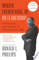 Martin Luther King  Jr   on Leadership