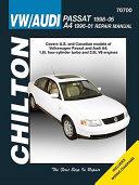Chilton S Vw Audi
