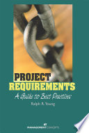 Project Requirements  A Guide to Best Practices
