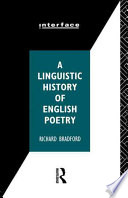 A Linguistic History of English Poetry
