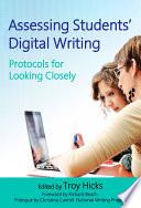 Assessing Students  Digital Writing