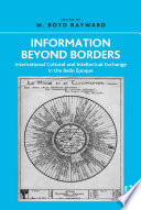 Information Beyond Borders