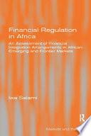 Financial Regulation in Africa