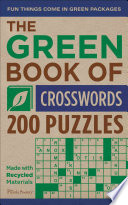 The Green Book of Crosswords