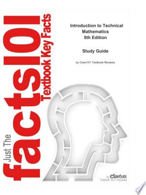 Introduction to Technical Mathematics - ISBN:9781490250953