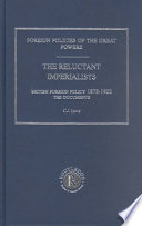 Italian Foreign Policy  1870 1940