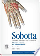 Sobotta  Atlas der Anatomie des Menschen Band 1