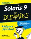 Solaris 9 For Dummies