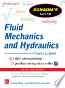 Schaum   s Outline of Fluid Mechanics and Hydraulics  4th Edition