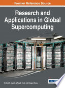 Research And Applications In Global Supercomputing : currently at the leading edge of...