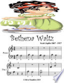 Bethena Waltz - Beginner Tots Piano Sheet Music Free download PDF and Read online