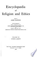 Encyclop  dia of Religion and Ethics  Hymms Liberty