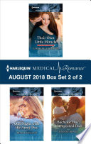 Harlequin Medical Romance August 2018 Box Set 2 Of 2