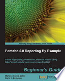 Pentaho 5 0 Reporting By Example Beginner S Guide