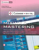 Cubase SX SL  Mixing and Mastering