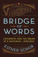 Bridge of Words In 1887