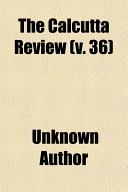 The Calcutta Review