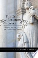 download ebook the crisis of religious liberty pdf epub