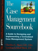 The case management sourcebook