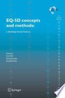 EQ 5D concepts and methods