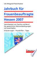 Frauenbeauftragte Jahrbuch 2007 Hessen